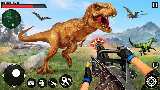 Wild Dinosaur Hunting Games: Animal Hunting Games  screenshots 4