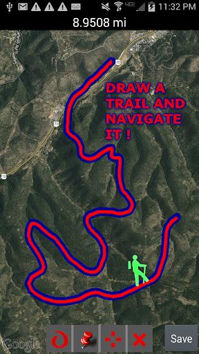 Polaris GPS Navigation: Hiking, Marine, Offroad 9.16 Screenshots 19