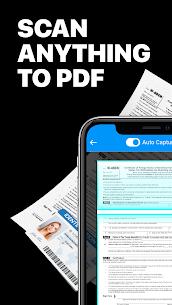 Scanner App To PDF – TapScanner Mod Apk (Premium Unlocked) 1