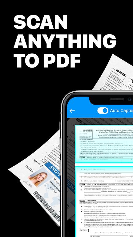 Scanner App To PDF - TapScanner  poster 0