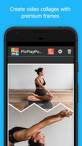 PicPlayPost Collage Maker, Slideshow, Video Editor 3.81.0_g_g Screenshots 2