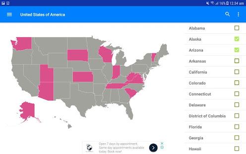 Travel Mapper: Travel Tracker, Map Where I've Been