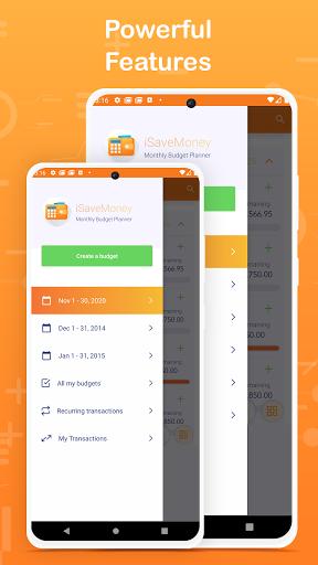 Monthly Budget Planner & Daily Expense Tracker apktram screenshots 4