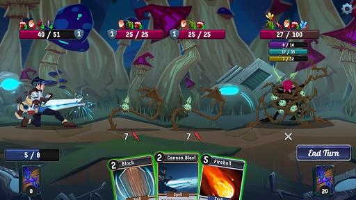 Breach Wanderers: A Roguelike Deckbuilder https screenshots 1