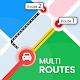 Multi Stop Navigation Fast Route Maps Go Direction para PC Windows