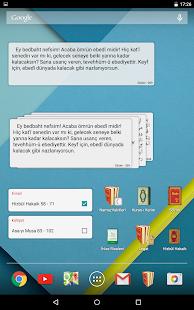 Risale-i Nur Okuma Programu0131 7.4.3 Screenshots 15