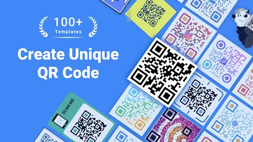 QR Code Generator - QR Code Creator & QR Maker  Screenshots 1