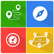 GPS, Tools - Map, Route, Traffic & Navigation