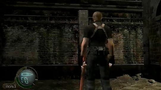 Resident Evil 4 Full Apk Download 1