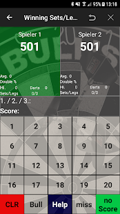Darts Zähler / Scoreboard: My Dart Training Screenshot