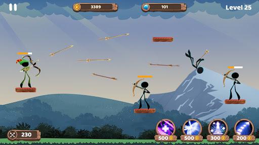 Mr. Archers: Archery game - bow & arrow 1.14.1 screenshots 1