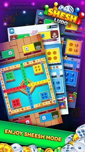 SheshLudo- Multiplayer Ludo board game screenshots 16
