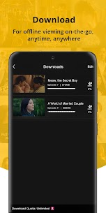 Viu: Korean Drama, Variety & Other Asian Content Apk Mod + OBB/Data for Android. 3