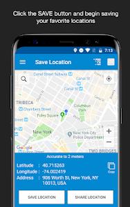 Save Location GPS 7.0