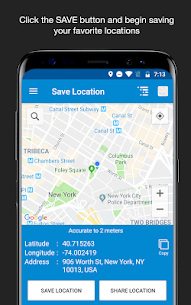 Save Location GPS 6.8 APK Mod Android [Latest] 1