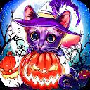 Halloween Color Game Offline