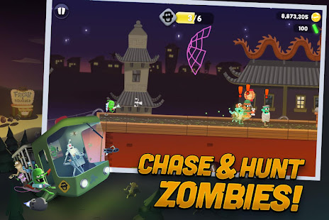 Zombie Catchers ???? Hunt the Dead
