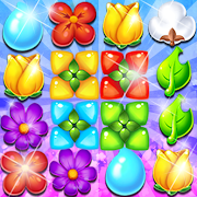 Garden Dream Life: Flower Match 3 Puzzle