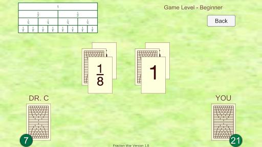 fraction war screenshot 2