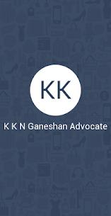 K K N Ganeshan  Advocate 0.09 APK Mod for Android 1