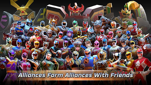 Power Rangers: Legacy Wars Apkfinish screenshots 3