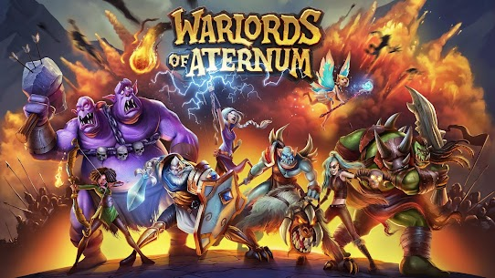 Warlords of Aternum MOD APK 1.22.0 (High DMG/HP) 1