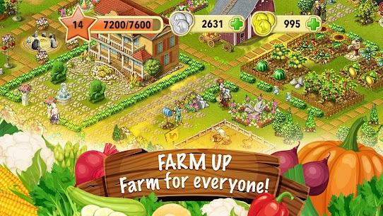 Jane's Farm: Farming Game – Build your Village 5