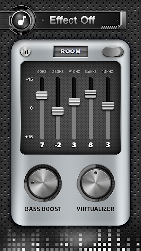 Equalizer, Bass Booster & Volume Booster - EQ 1.5.9 Screenshots 5