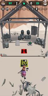 Wild West Eleven: Casual Blackjack RPG