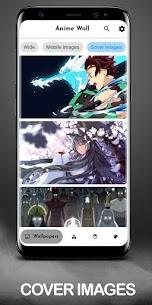 Anime Wall – Wallpapers, Gifs, Avatars, Memes 3