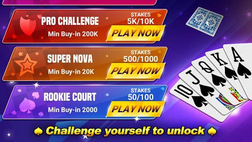 Poker Deluxe: Texas Holdem Online screenshots 3