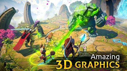 Age of Magic: Turn-Based Magic RPG & Strategy Game  screen 1