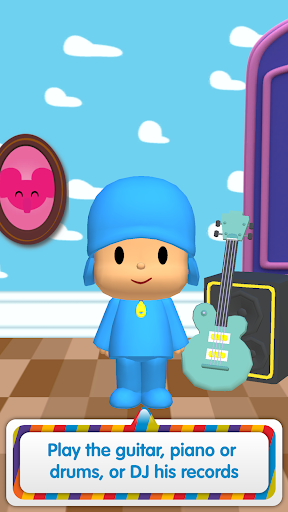 Talking Pocoyo 2 - Play and Learn with Kids 1.34 screenshots 6
