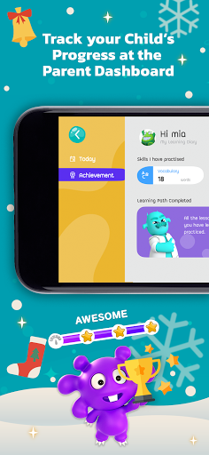 Learn English for Kids by Galaxy Kids 3.1.2 screenshots 7