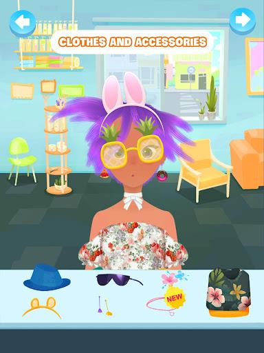 Hair salon games : Hair styles and Hairdresser apkdebit screenshots 7