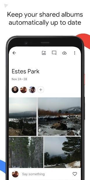 Google Photos screenshot 3