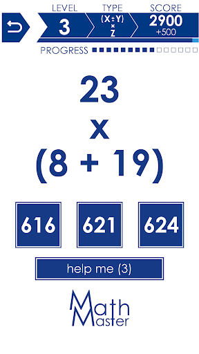 Math Master - Math games 2.9.9 screenshots 19