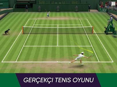 Tennis World Open 2021  Ultimate 3D Sports Games Apk İndir 1