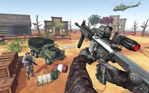 Code Triche Nouveaux jeux de tir gratuits hors ligne (Astuce) APK MOD screenshots 3