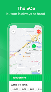 Onde Playground: dispatch & mobile taxi app