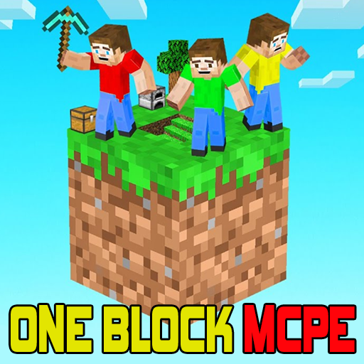 One Block Skyblock for Minecraft PE