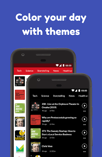 Podcast App: Free & Offline Podcasts by Player FM 4.13.0.60 Screenshots 5