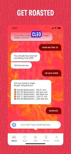 Cleo screenshots 5
