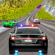 Spooky Police Car Parking Games - Car Games 2020
