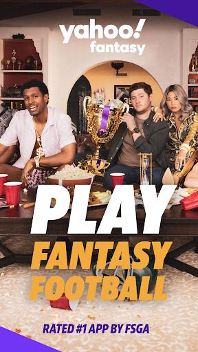 Yahoo Fantasy Sports: Football, Daily Games & More android2mod screenshots 1