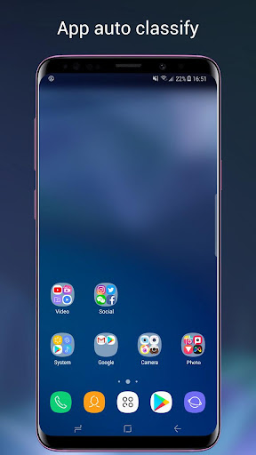 Super S9 Launcher for Galaxy S9/S8/S10 launcher  screenshots 3