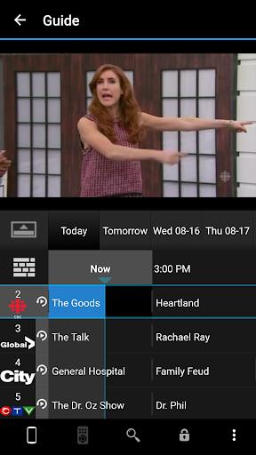 Execulink TV screenshots 3