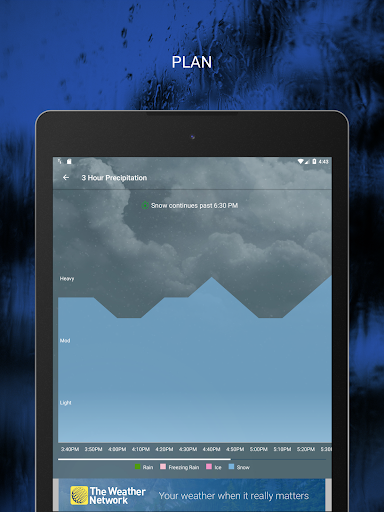 The Weather Network: Local Forecasts & Radar Maps screenshots 10