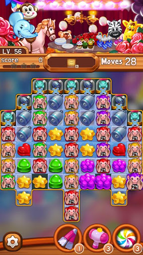 Candy Amuse: Match-3 puzzle 1.9.3 screenshots 5
