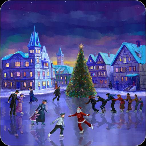 Baixar Christmas Rink Live Wallpaper para Android